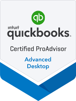QuickBooks certified pro advisor desktop